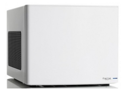 Корпус Fractal Design Node 304 белый без БП miniITX 2x92mm 1x140mm 2xUSB3.0 audio bott PSU