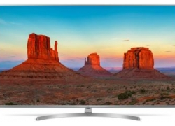 Телевизор LED LG 65″ 65UK7550PLA титан/Ultra HD/100Hz/DVB-T2/DVB-C/DVB-S2/USB/WiFi/Smart TV (RUS)
