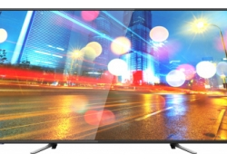 Телевизор LED Hartens 50″ HTV-50F01-T2C/A7 черный/FULL HD/60Hz/DVB-T/DVB-T2/DVB-C/USB/WiFi/Smart TV (RUS)