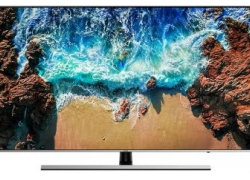 Телевизор LED Samsung 65″ UE65NU8000UXRU серебристый/Ultra HD/1400Hz/DVB-T2/DVB-C/DVB-S2/USB/WiFi/Smart TV (RUS)