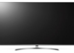 Телевизор LED LG 65″ 65SK8100PLA черный/серебристый/Ultra HD/200Hz/DVB-T2/DVB-C/DVB-S2/USB/WiFi/Smart TV (RUS)