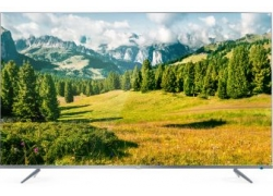 Телевизор LED TCL 65″ L65P6US Metal серебристый/Ultra HD/60Hz/DVB-T/DVB-T2/DVB-C/DVB-S/DVB-S2/USB/WiFi/Smart TV (RUS)