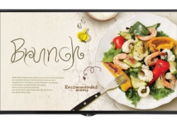 Панель LG 55″ 55SM5KE-B черный IPS LED 16:9 DVI HDMI M/M матовая 1100:1 450cd 178гр/178гр 1920x1080 DisplayPort RCA Да FHD USB 17.5кг
