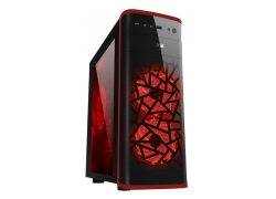 3Cott 3C-ATX901GR Avalanche 800W Black/red