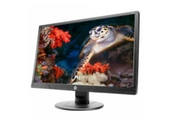 Монитор HP 20.7″ ProDisplay V214a черный TN+film LED 5ms 16:9 HDMI M/M матовая 200cd 1920x1080 D-Sub FHD 3кг