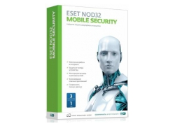 ПО Eset NOD32 NOD32 Mobile Security 3 devices 1 year Base Box (NOD32-ENM2-NS(BOX)-1-1)