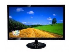 Монитор Asus 21.5″ VS228NE черный TN+film LED 5ms 16:9 DVI матовая 200cd 1920x1080 D-Sub FHD 3.8кг